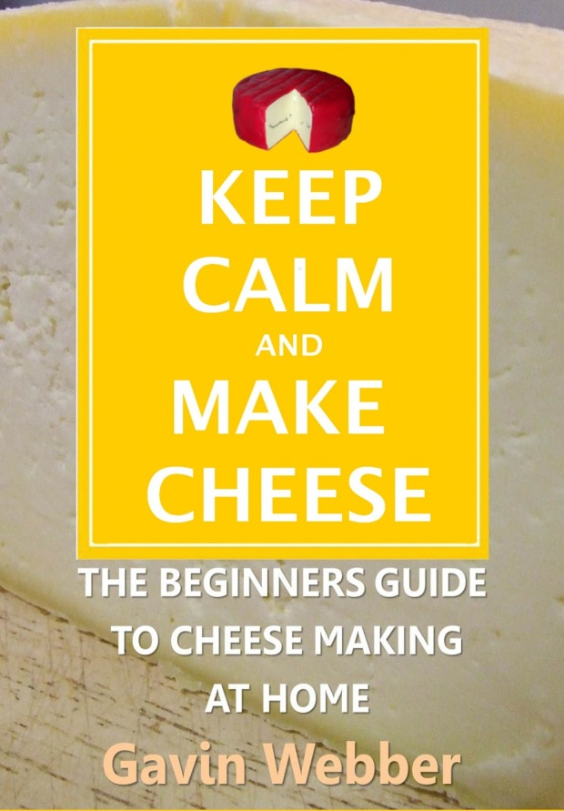 Keep Calm and Make Cheese v4