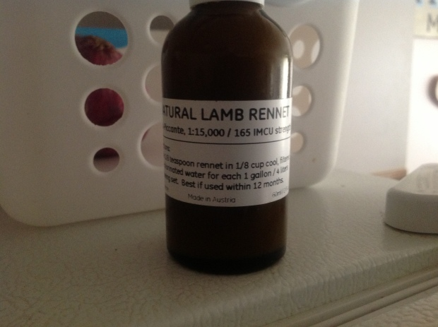 Natural Lamb Rennet