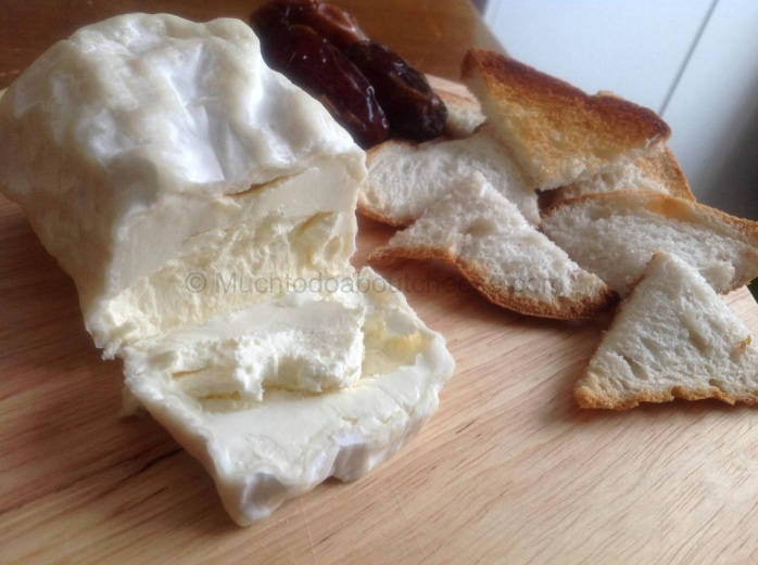 What do you think I was snacking on while writing this post?  Too bad the time change made it too early for wine.