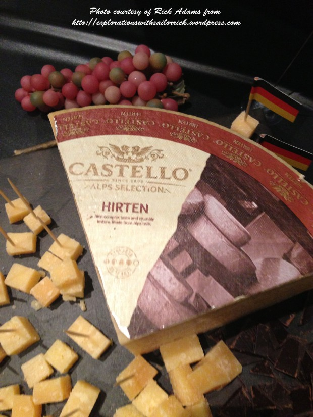 Hirten - complex and surprising cheese