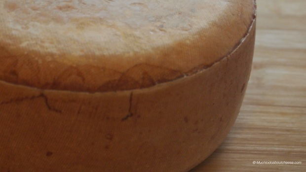 Colour of the rind