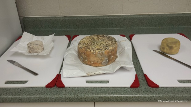 Our three Blue Cheese Entries