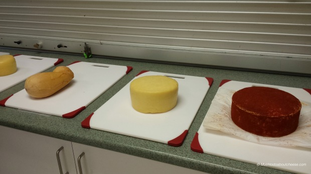 Believe it or not, the Frim Cheese Category had the most entries.