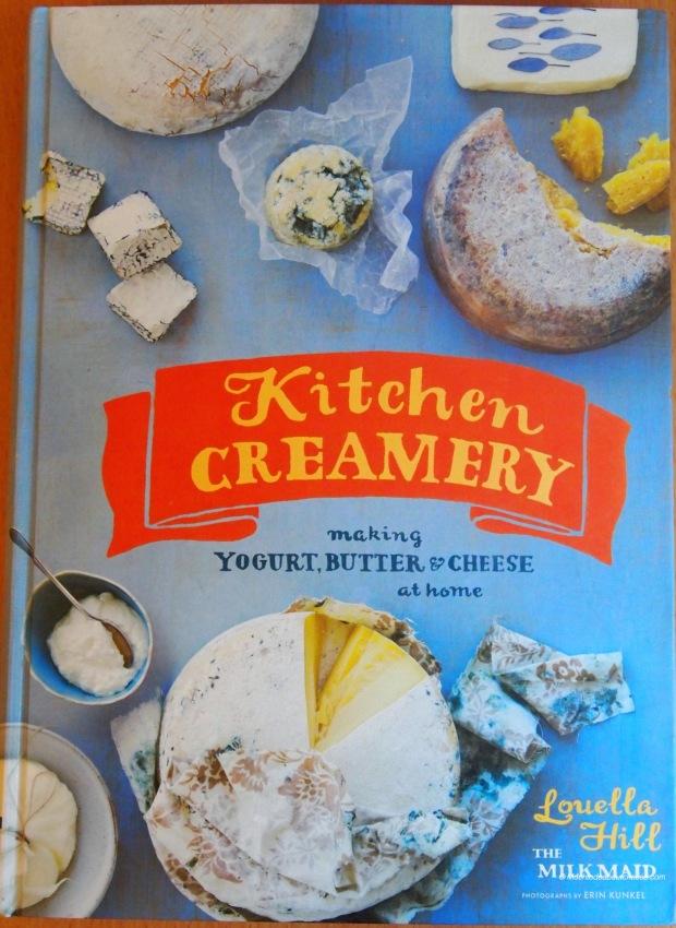 Kitchen Creamery By Louella Hill