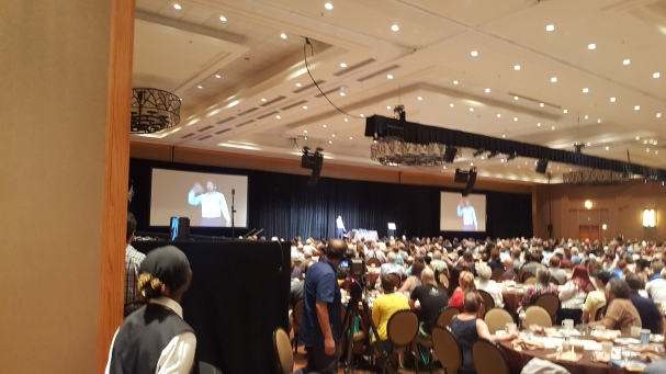 Our Keynote Speaker, Jim Davidson, was a perfect choice.